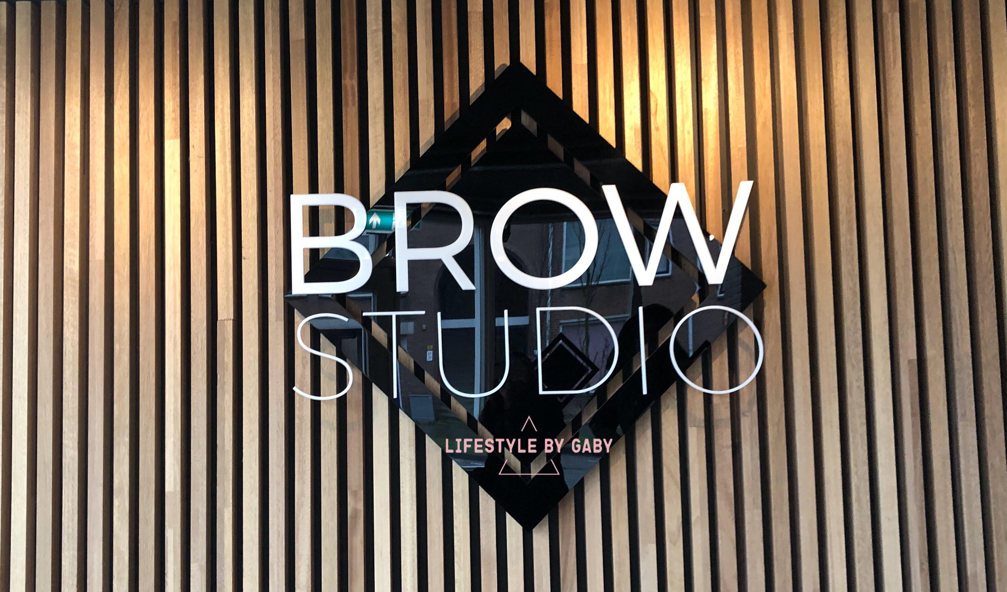 #12. Mooie wenkies dankzij Brow Studio in Hoorn