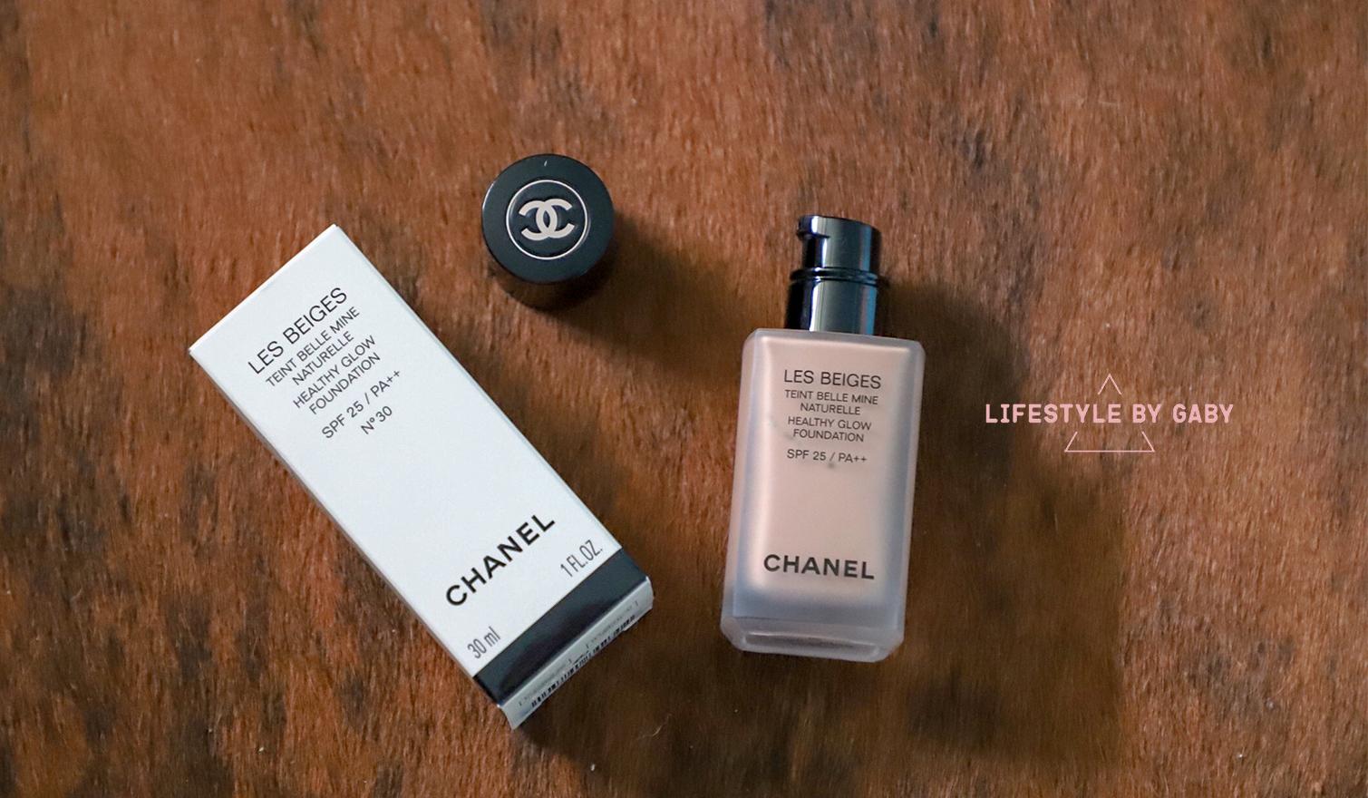 #14. Een mooie huid dankzij de foundation van Chanel