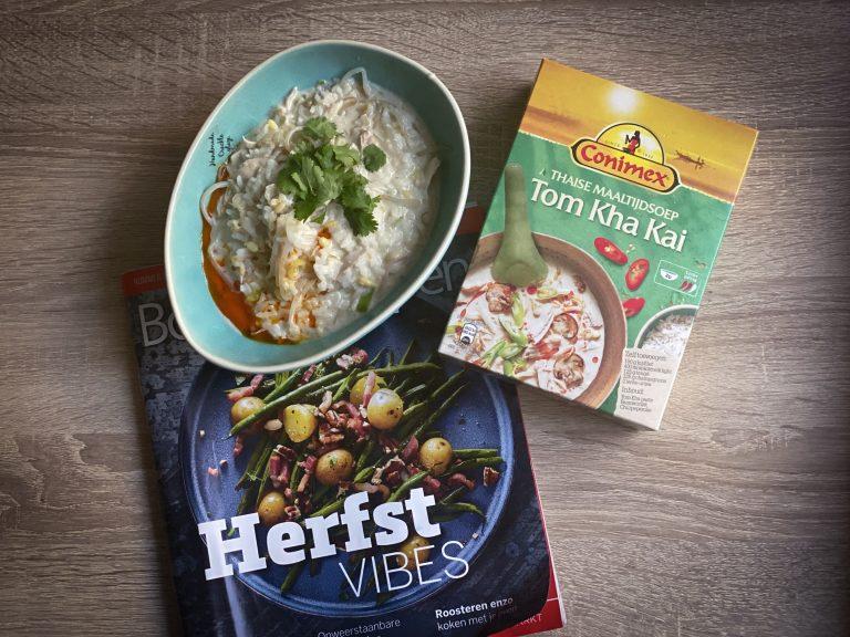 #33. Recept: Thaise Tom Ka Kai soep
