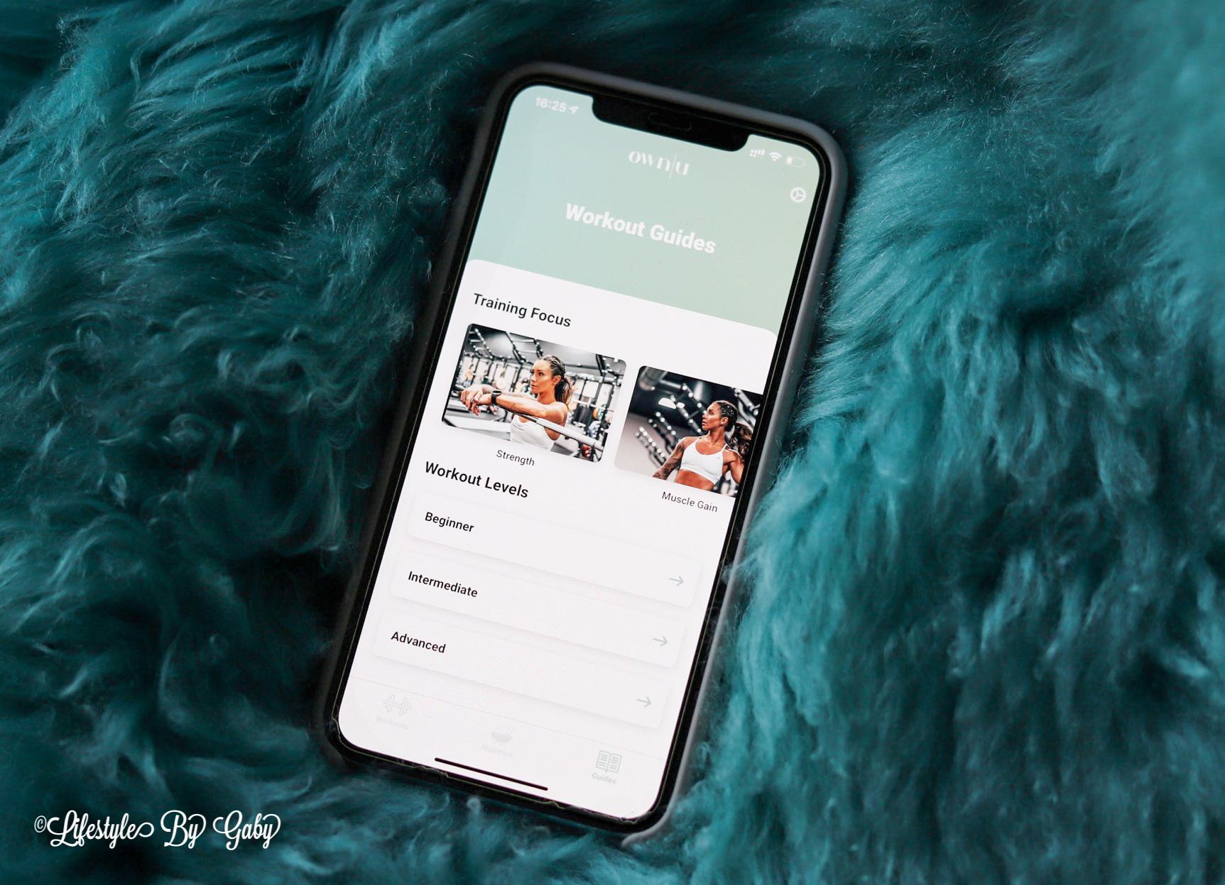 #47. Review over de OwnU app van Hanna Öberg